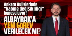Ankara Kulislerinde ''kabine değişikliliği'' konuşuluyor!