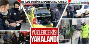 Türkiye Güven Huzur Uygulaması!
