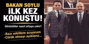 Bakan Soylu'dan Kürşat Ayvatoğlu ile ilgili ilk yorum!