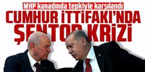 Cumhur İttifakı'nda Mustafa Şentop krizi! MHP kanadında tepkiyle karşılandı