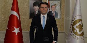 Kovid-19'u yenen Erzurum Valisi Okay Memiş sağlık çalışanlarına teşekkür etti: