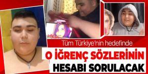 Sosyal medyada tepkilerin hedefinde! Skandal videodaki Alihan gözaltında