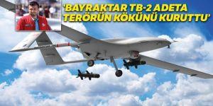 """Selçuk Bayraktar: """"Bayraktar TB-2 adeta terörün kökünü kuruttu"""""""