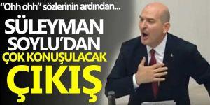 İçişleri Bakanı Süleyman Soylu'dan dikkat çeken paylaşım! Uyyy Uyyy Uyyy...