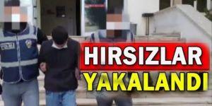 Erzurum'da tesisat işçisinin makinelerini çalan iki şüpheli tutuklandı