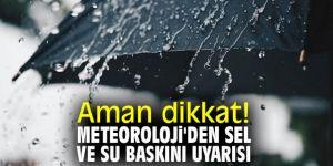 Meteoroloji, Doğu Anadolu'da kar erimesinin su baskınlarına yol açabileceği uyarısında bulundu