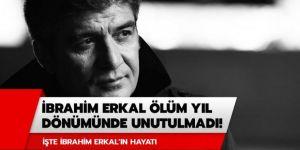 Usta sanatçı İbrahim Erkal vefatının dördüncü yılında anılıyor...