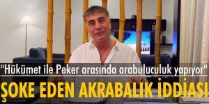 """""""Sedat Peker ve Mehmet Cengiz akraba çıktı"""""""
