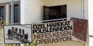 Erzincan'da 2 kişiyi öldüren zanlı, özel harekat polislerinin operasyonuyla yakalandı