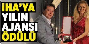 Türkez 'yılın haber ajansı' ödülüne layık görüldü