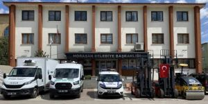 Başkan Sağlam'dan belediye filosuna 6 yeni araç