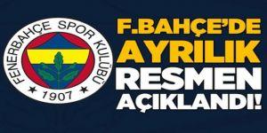 Fenerbahçe'de ayrılık resmen açıklandı! Ali Muhammed...