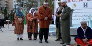 Ahilik Haftası törenlerle kutlanıyor