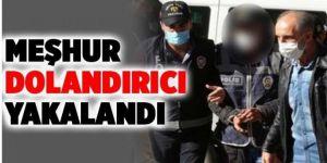 Erzurum'da o dolandırıcı yakalandı