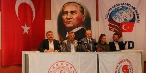 """Eyüp Gözgeç: """"2022 Üst Minikler Avrupa Şampiyonası, gelecek yıl Erzurum'da yapılacak"""""""