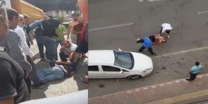 Vatandaşlardan linç girişimi: Bunu öldürsen ceza almazsın