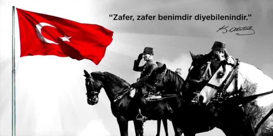Büyük taarruz, büyük zafer! 30 Ağustos Zafer Bayramımız kutlu olsun