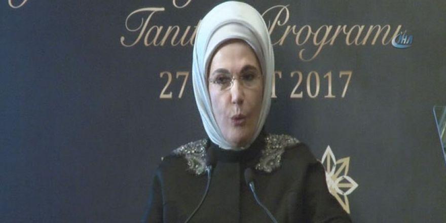 Emine Erdoğan: Abdülhamit Han'ın mirası