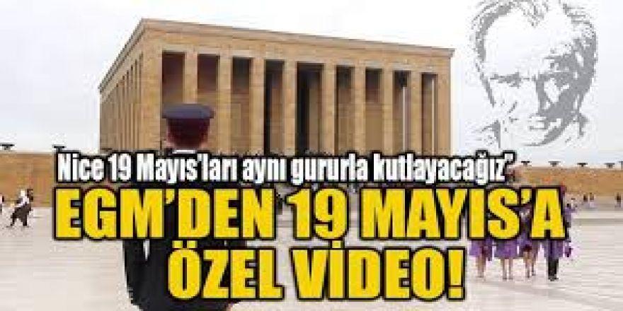 EGM'den 19 Mayıs'a özel video