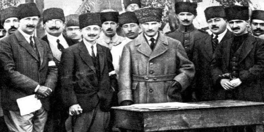 ERZURUM KONGRESİ-23 TEMMUZ 1919