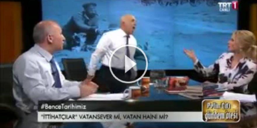 TRT spikeri bile bu Atatürk düşmanına dayanamadı