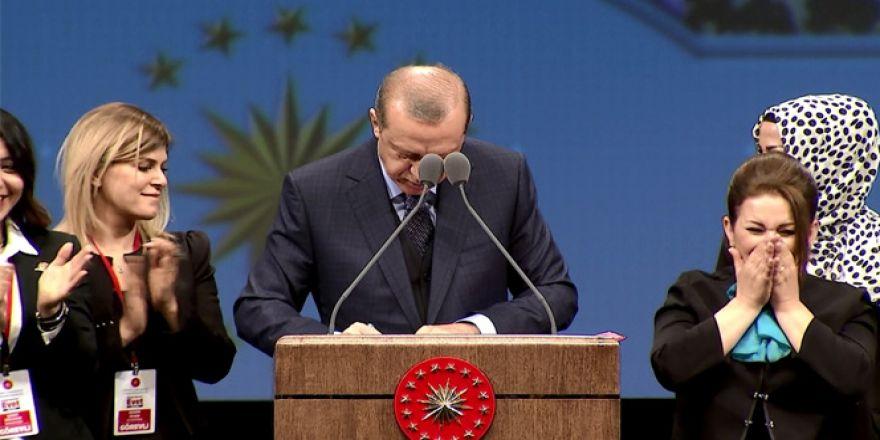 Erdoğan müjdeyi verdi ve imzayı attı