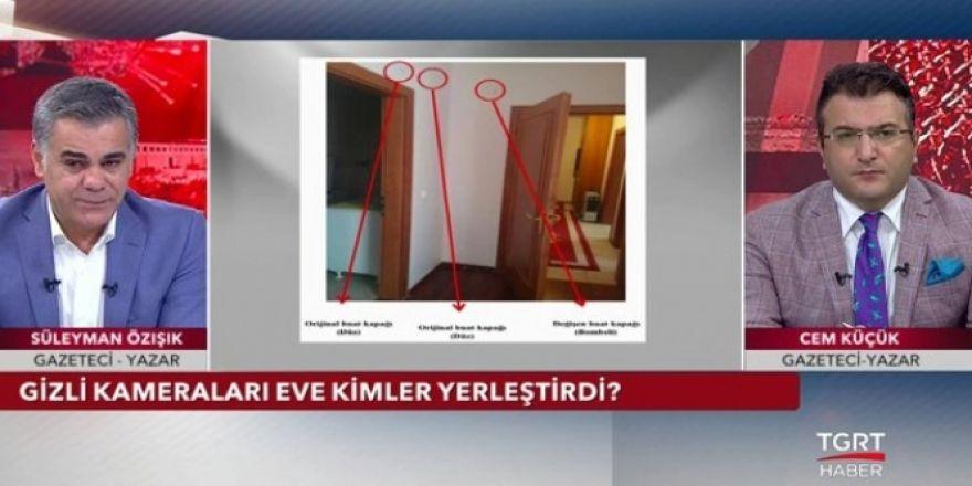 TGRT Haber'de gündeme damga vuran 'Deniz Baykal' açıklamaları