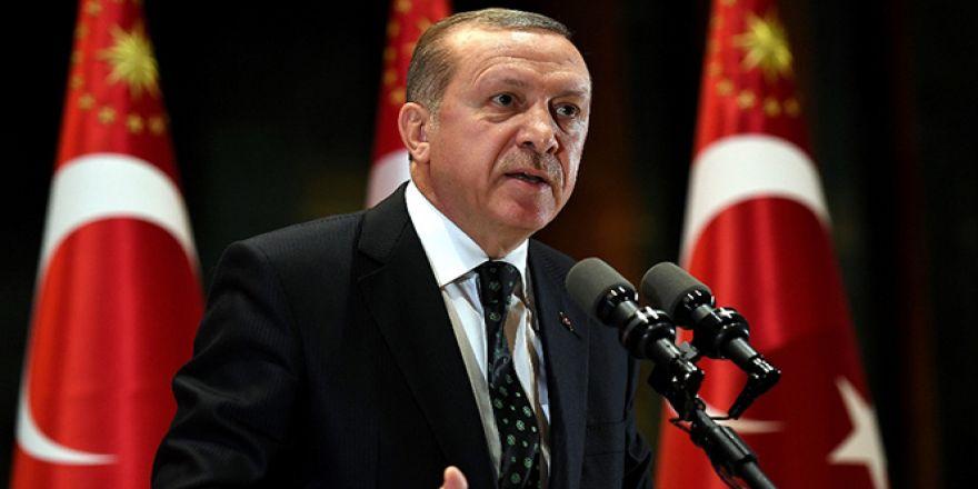 Erdoğan'dan STK'lara: FETÖ davalarını takip etmenizi rica ediyorum